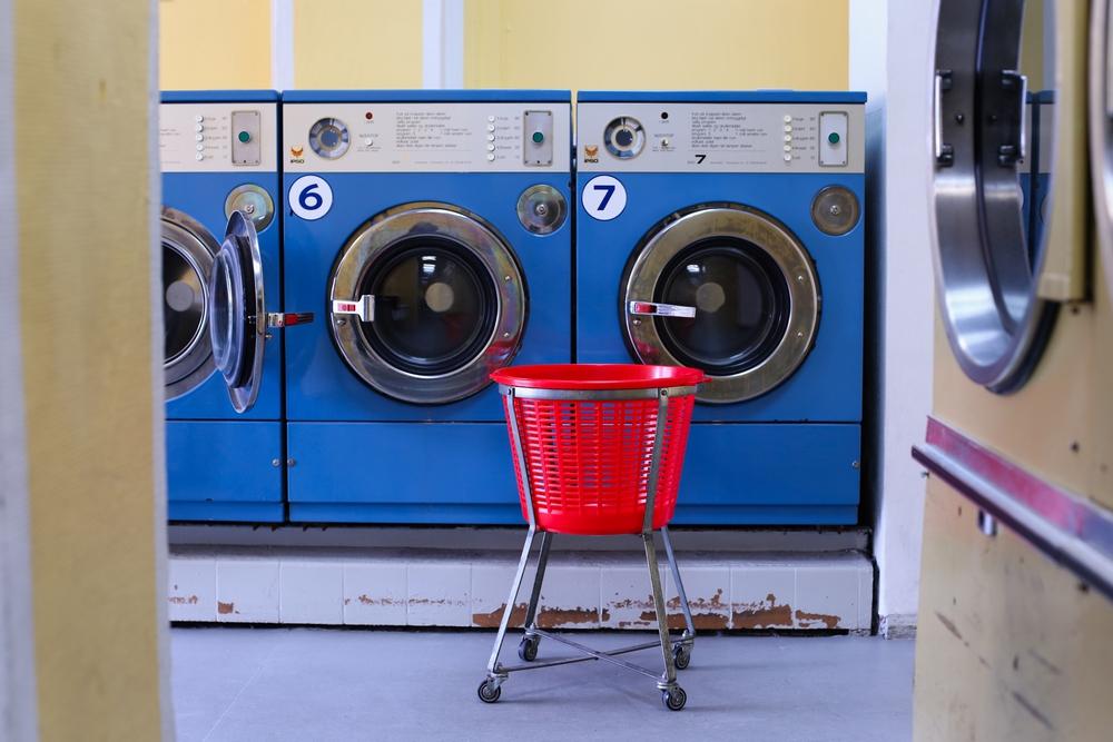 旅行やキャンプにも便利!透けないLOHACOオリジナルの洗濯ネット